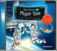 Cover-Bild zu Flessner, Bernd: Der kleine Major Tom. Hörspiel 11. Wer rettet Ming und Hu?