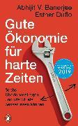 Cover-Bild zu Gute Ökonomie für harte Zeiten (eBook) von Duflo, Esther