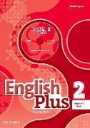 Cover-Bild zu Wetz, Ben: English Plus: Level 2: Teacher's Book with Teacher's Resource Disk and access to Practice Kit