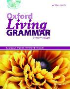 Cover-Bild zu Oxford Living Grammar: Intermediate: Student's Book Pack