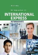 Cover-Bild zu International Express: Intermediate: Student's Book Pack