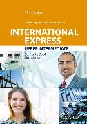 Cover-Bild zu International Express: Upper-Intermediate: Student's Book Pack