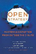 Cover-Bild zu Stadler, Christian: Open Strategy