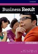 Cover-Bild zu Baade, Kate: Business Result: Advanced: Student's Book with Online Practice