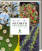 Cover-Bild zu Franken vegetarisch von Voelk, Marianne J.