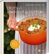 Cover-Bild zu Deftige Eintöpfe und Suppen von unseren Landfrauen von Uplengener Landfrauen