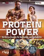 Cover-Bild zu Protein-Power von Illgner, Jens