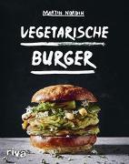 Cover-Bild zu Vegetarische Burger von Nordin, Martin