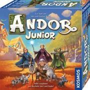 Cover-Bild zu Andor Junior von Brand, Inka