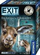 Cover-Bild zu EXIT - Die Känguru-Eskapaden von Brand, Inka