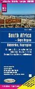 Cover-Bild zu Peter Rump, Reise Know-How Verlag: Reise Know-How Landkarte Südafrika Kapregion / South Africa, Cape Region (1:500.000). 1:500'000