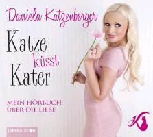 Cover-Bild zu Katze küsst Kater von Katzenberger, Daniela
