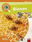 Cover-Bild zu Braun, Melanie: Leselauscher Wissen: Bienen (inkl. CD)