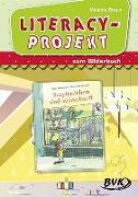 Cover-Bild zu Spengler, Constanze: Literacy-Projekt zum Bilderbuch Seepferdchen sind ausverkauft