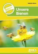 Cover-Bild zu Braun, Melanie: Themenheft. Unsere Bienen