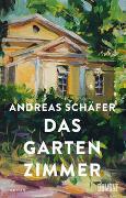 Cover-Bild zu Schäfer, Andreas: Das Gartenzimmer