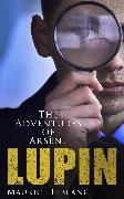Cover-Bild zu Leblanc, Maurice: The Adventures of Arsène Lupin (eBook)