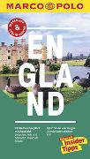 Cover-Bild zu Singer, Kathrin: MARCO POLO Reiseführer England