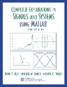 Cover-Bild zu Buck, John R.: Computer Explorations in Signals and Systems Using MATLAB