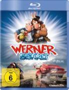 Cover-Bild zu Feldmann, Rötger: Werner - Eiskalt!