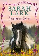 Cover-Bild zu Gohl, Christiane: Lea und die Pferde - Sommer im Sattel (eBook)