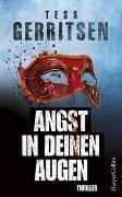 Cover-Bild zu Gerritsen, Tess: Angst in deinen Augen