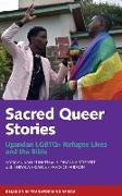 Cover-Bild zu Klinken, Adriaan Van: Sacred Queer Stories