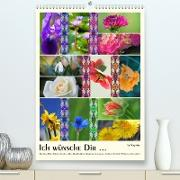 Cover-Bild zu VogtArt: Ich wünsche Dir ... (Premium, hochwertiger DIN A2 Wandkalender 2022, Kunstdruck in Hochglanz)