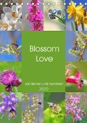 Cover-Bild zu VogtArt: Blossom Love, von Bienen und Hummeln (Tischkalender 2022 DIN A5 hoch)