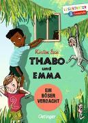Cover-Bild zu Boie, Kirsten: Thabo und Emma. Ein böser Verdacht