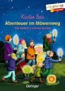 Cover-Bild zu Boie, Kirsten: Abenteuer im Möwenweg. Wir wollen Laterne laufen