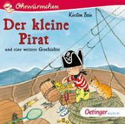 Cover-Bild zu Boie, Kirsten: Der kleine Pirat