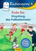 Cover-Bild zu Boie, Kirsten: King-Kong, das Fußballschwein