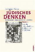 Cover-Bild zu Grözinger, Karl Erich: Jüdisches Denken. Theologie - Philosophie - Mystik (eBook)