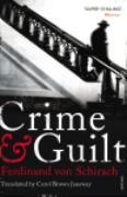 Cover-Bild zu Crime and Guilt (eBook) von von Schirach, Ferdinand