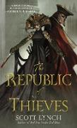 Cover-Bild zu The Republic of Thieves von Lynch, Scott