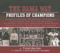Cover-Bild zu University of Alabama Profiles of Champions von Lynch, Scott