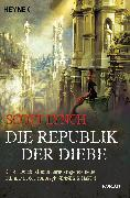 Cover-Bild zu Die Republik der Diebe (eBook) von Lynch, Scott