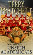 Cover-Bild zu Pratchett, Terry: Unseen Academicals