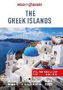 Cover-Bild zu Insight Guides The Greek Islands (Travel Guide with Free eBook)