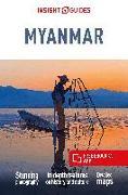 Cover-Bild zu Insight Guides Myanmar (Burma) (Travel Guide with Free eBook)