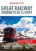 Cover-Bild zu Insight Guides Great Railway Journeys of Europe (Travel Guide with Free eBook)