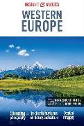 Cover-Bild zu Insight Guides Western Europe (Travel Guide with Free eBook)