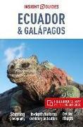 Cover-Bild zu Insight Guides Ecuador & Galapagos (Travel Guide with Free Ebook)