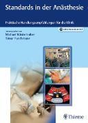 Cover-Bild zu Puschmann, Timur (Hrsg.): Standards in der Anästhesie (eBook)