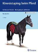 Cover-Bild zu Ettl, Renate: Kinesiotaping beim Pferd (eBook)