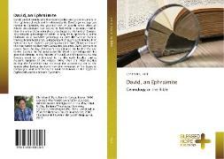 Cover-Bild zu Park, Christian C.: David, an Ephraimite