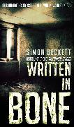Cover-Bild zu Beckett, Simon: Written In Bone (eBook)