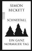 Cover-Bild zu Beckett, Simon: Schneefall & Ein ganz normaler Tag