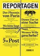 Cover-Bild zu Amberger, Julia: Reportagen #43